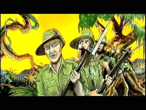 ANZAC DAY TRIBUTE