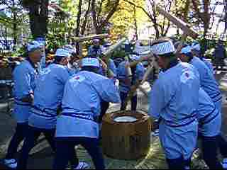 Mochitsuki