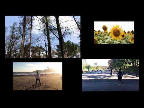 Thomas Sawada & TEA - BREATHE 呼吸 iPhone Music Video - エコマラソン テーマ曲 Eco Marathon Theme Song
