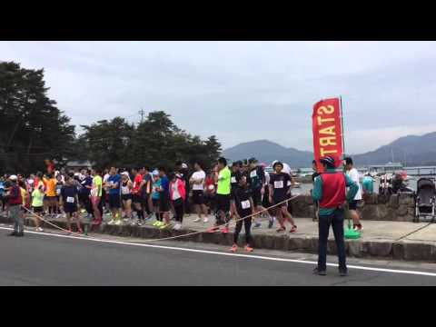 Miyajima road race 2016