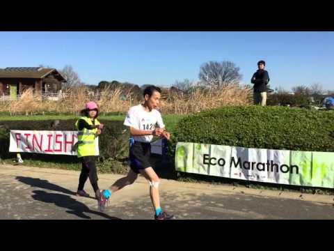彩湖エコマラソンThe Half 2015