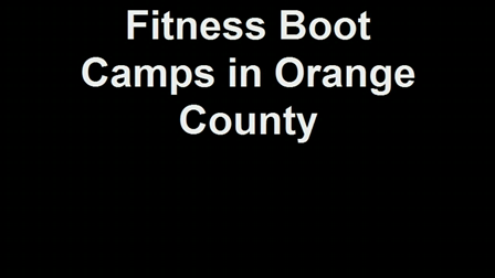 Fitness Boot Camps in Orange County
