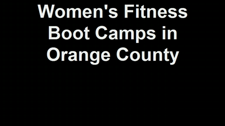 Women's Fitness Boot Camps in Orange County