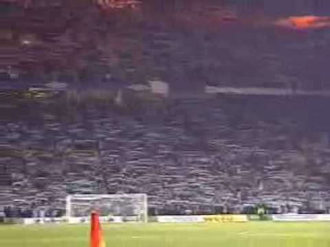 celtic glasgow - you'll never walk alone.wmv