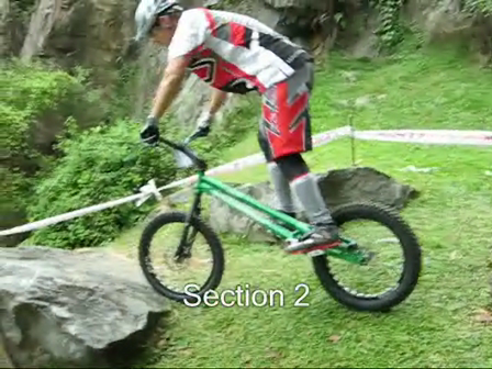 Singapore 09 National BikeTrial Championship - Round 3 - Nigel
