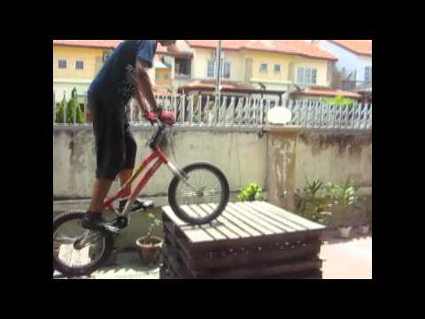 BikeTrials in Bangi