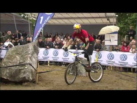 "UCI Trials World Cup 2012 Aalter 26"" Superfinal"