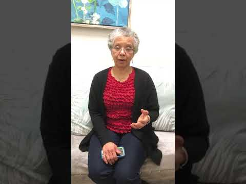 Judith Heisser Totally Rawsome 21 Day Kingdom Health Challenge Testimony