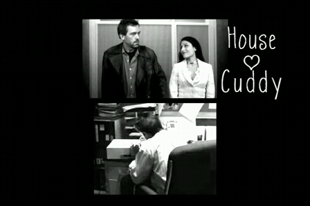 Mulder/Scully - House/Cuddy Relationship