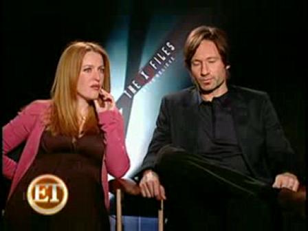 Gillian & David on ET