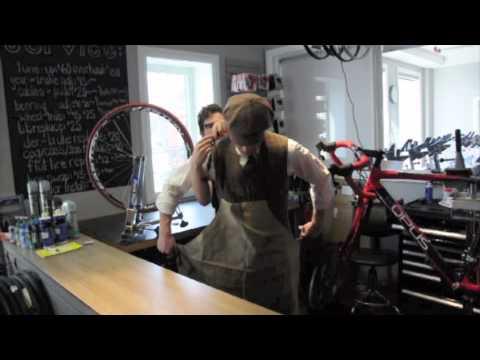 Oxygen Bike Co Behind the Scenes