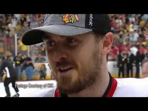 Dave Bolland's Day With The Cup