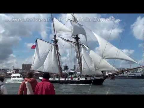 Amatasi at Brest and Douarnenez 2012