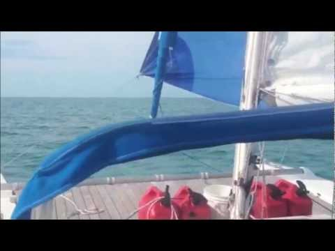 Wharram Tiki 8m | Bahamas To West Palm Beach | December 2012