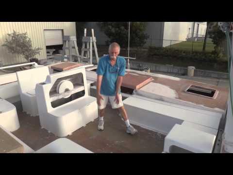 Ariki 48 Sailing Catamaran | Build Update | 31 October 2013