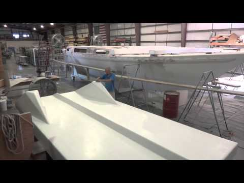 Ariki 48 Sailing Catamaran | Cockpit Build Update | 21 September 2013
