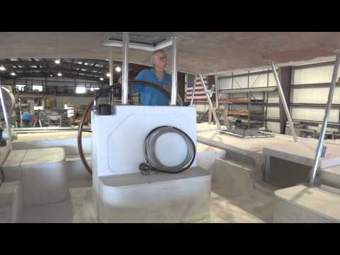 Ariki 48 Sailing Catamaran Build Update  |  5 February 2014