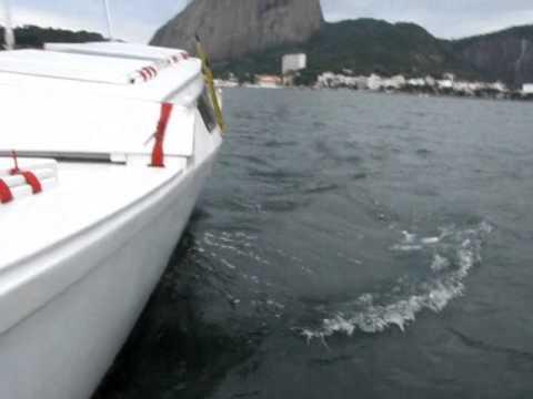 TikiRio full sails