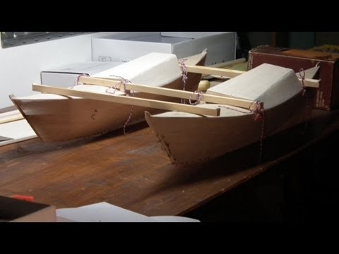 Building model of the Tiki 26