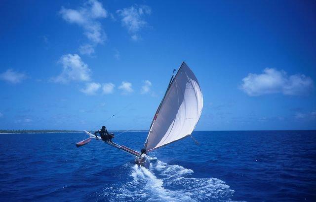 Wa Kuk Wa Jimor - Marshallese Canoes Today