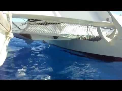 Tiki 30 Wharram  Happy sailing to Sciacca