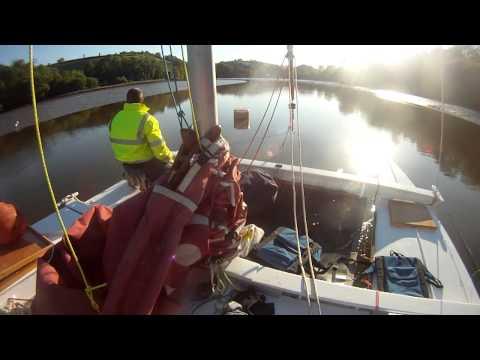 Tiki 21 Coastal Cruising