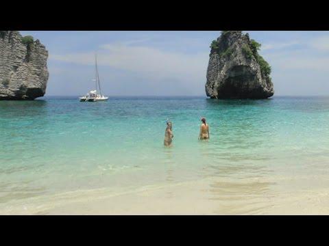 Tiki 21 - Wharram Coastal Cruising 2016