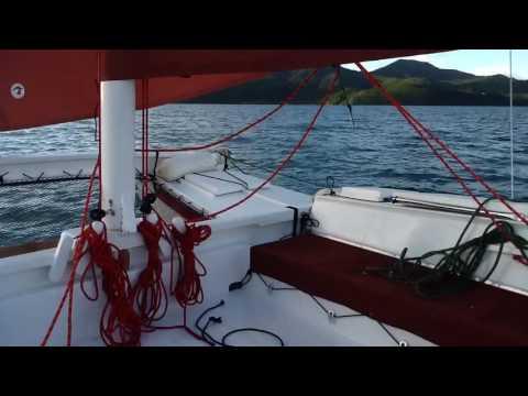 Tiki 26  sailboat Hansa Ao Salakphet