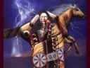 The Moon - Red Sky - Native American - Chant - Meditation