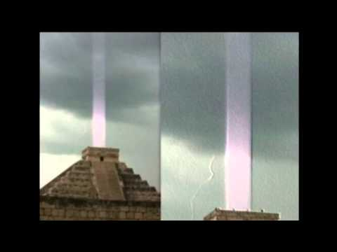 World's Pyramids Beaming Energy To Space
