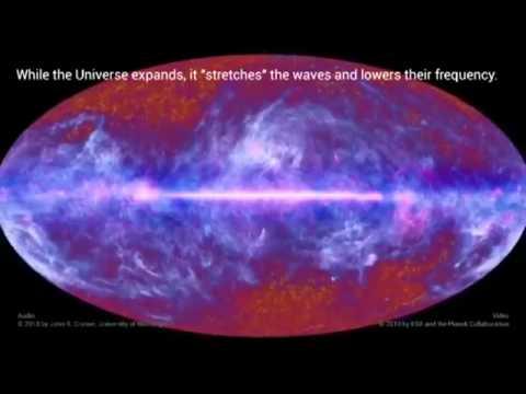 Evrenin 760 bin yaşındaki sesi/Listen to the Big Bang