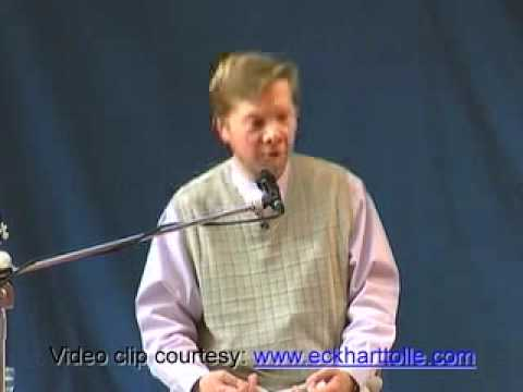 Being Present in Relationships - Eckhart Tolle