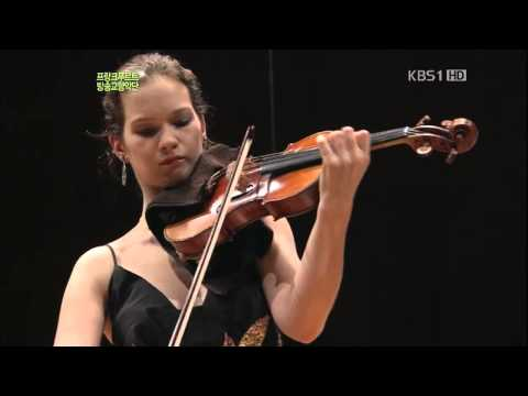 Mendelssohn Violin Concerto E Minor OP.64 (Full Length) : Hilary Hahn & FRSO ( Worth to Listen !! )