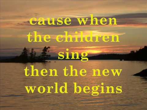 """White Lion """"When the Children Cry"""" - Lyrics"""