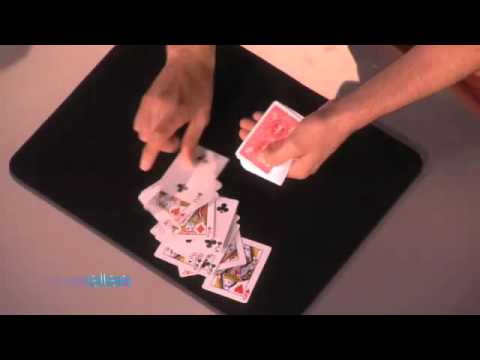 Australian Magician James Galea's Unbelievable Trick