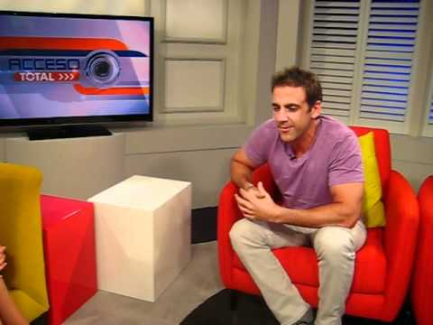 Carlos Ponce en ACCESO TOTAL LOS ANGELES