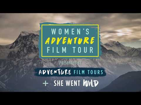 Women's Adventure Film Tour 18/19 - Australia  - Trailer