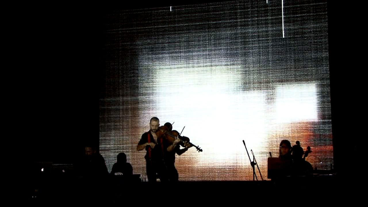 Punto y Raya Festival 2011   PyRformance Alba G. Corral + Escort Service (eng subs)