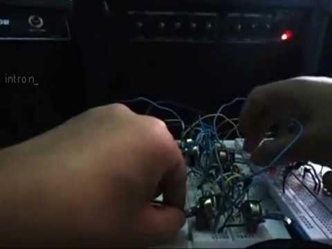 DIY Electronic Music Instrument ~ Gen Thalz