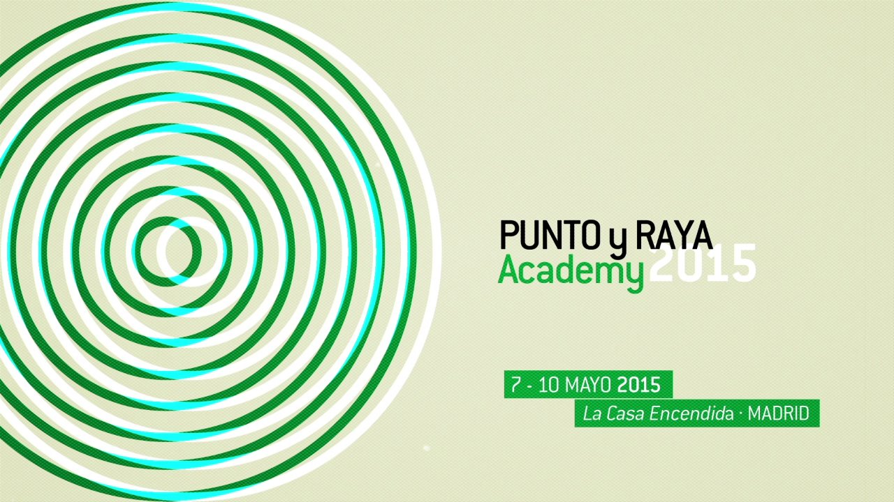 Punto y Raya Academy 2015   Teaser