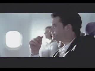 林志玲拍的華航機上購物短片