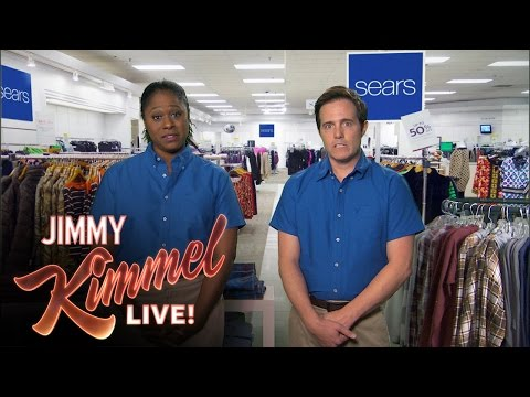 Sears' Honest Black Friday Commercial