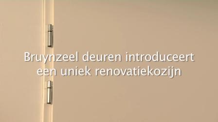 mtfvario Bruynzeel kozijn