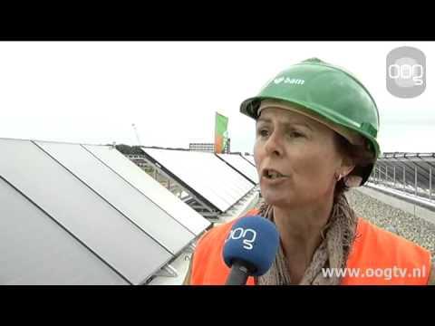 Woningcorporaties richten duurzaam energiebedrijf op.