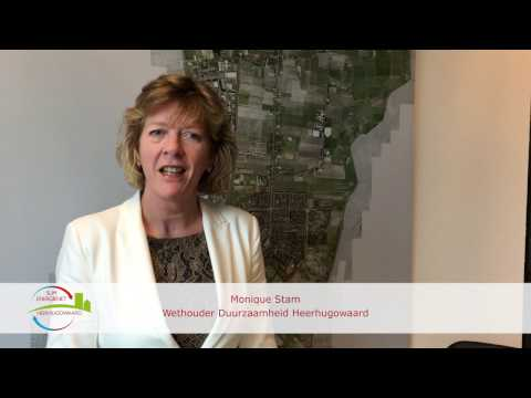 Slim Energienet Heerhugowaard houdt bedrijven warm dankzij restwarmte.