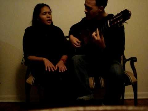 Wrap me in your arms(cover) by Tania Valoy and Josue Maldonado