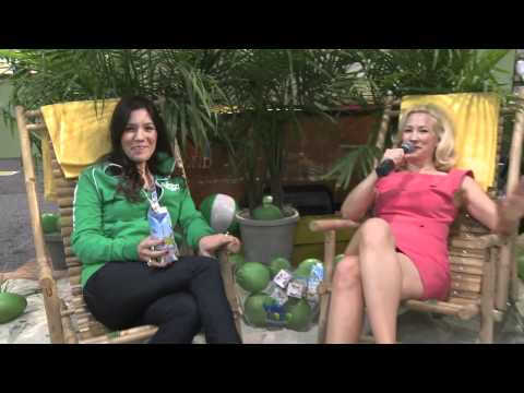 Talking to VitaCoco at the Natural Products Expo West