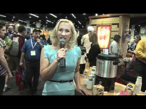 Gen's Guiltless Gourmet talks to Yogi Tea at ExpoWest