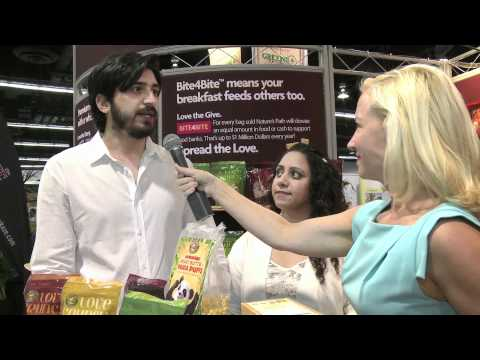 Talking to Nature's Path at Natural Products Expo West