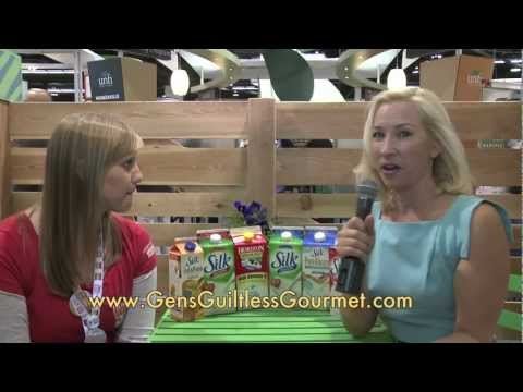 Gen's Guiltless Gourmet talks to White Wave Foods at the Natural Products Expo West